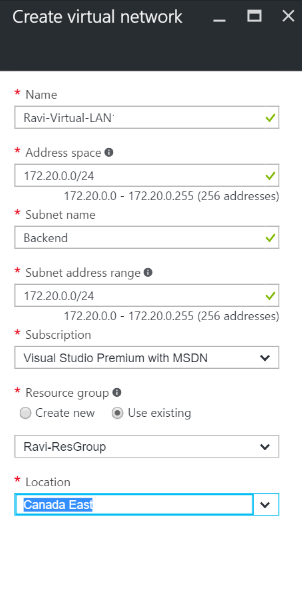 Creating a Site-to-Site (S2S) VPN with Azure Resource