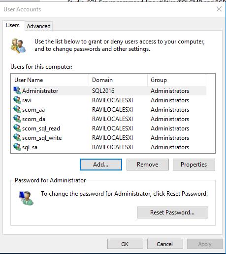 SQL Server | SCOM & Other Geeky Stuff