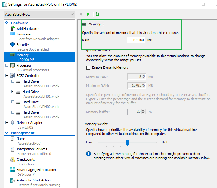 How to Enable Nested Virtualization on Hyper-V Windows Server 2016
