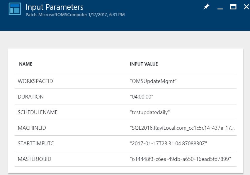 runbook-input-params