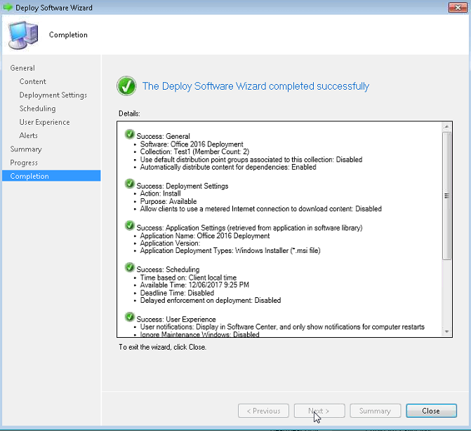 How to Deploy Office 2016 ProPlus Click-to-Run (C2R) with